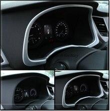 Автомобиль Стайлинг авто инструмент стол ABS декоративная коробка для Hyundai Tucson 2015 2016 2017 Аксессуары