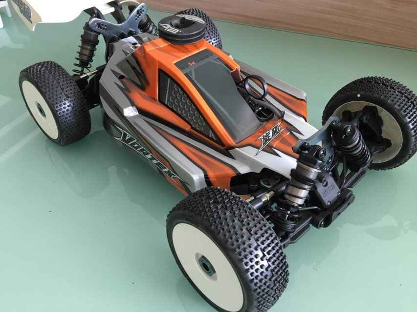Detail Feedback Questions about HPI RB Racing 1/8 scale RC Off Road