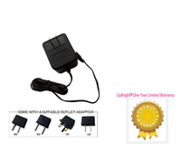 New AC AC Adapter For Roland Roland SC 33, SE 50,SE 70,SP 505,SPD 11,SPD 20 Boss Power Supply Cord Cable PS Wall Home Charger M