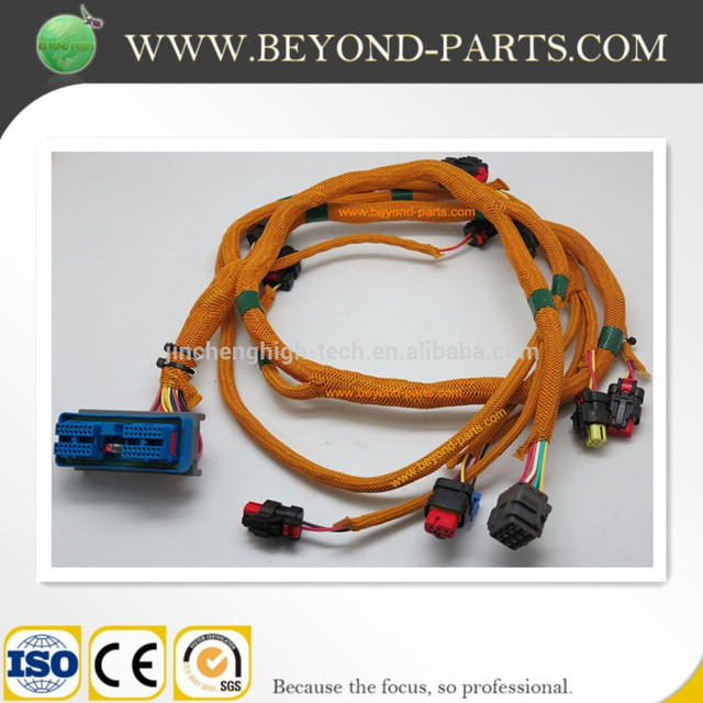 195 7336 e320d excavator engine wiring harness construction machine rh aliexpress com motorsports wiring harness construction ecu wiring harness construction