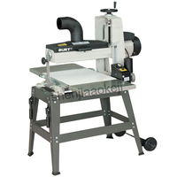 Lixadeira de rolo da máquina da areia do cilindro/lixadeira automática 1442r/min 220v 1pc ms3140 máquina plana da lixadeira