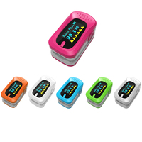 2017 Healthy Finger Oximetry Pulse Oximetry Pulse Oximeter Blood Pressure Heart Rate Meter Portable SPO2 PR