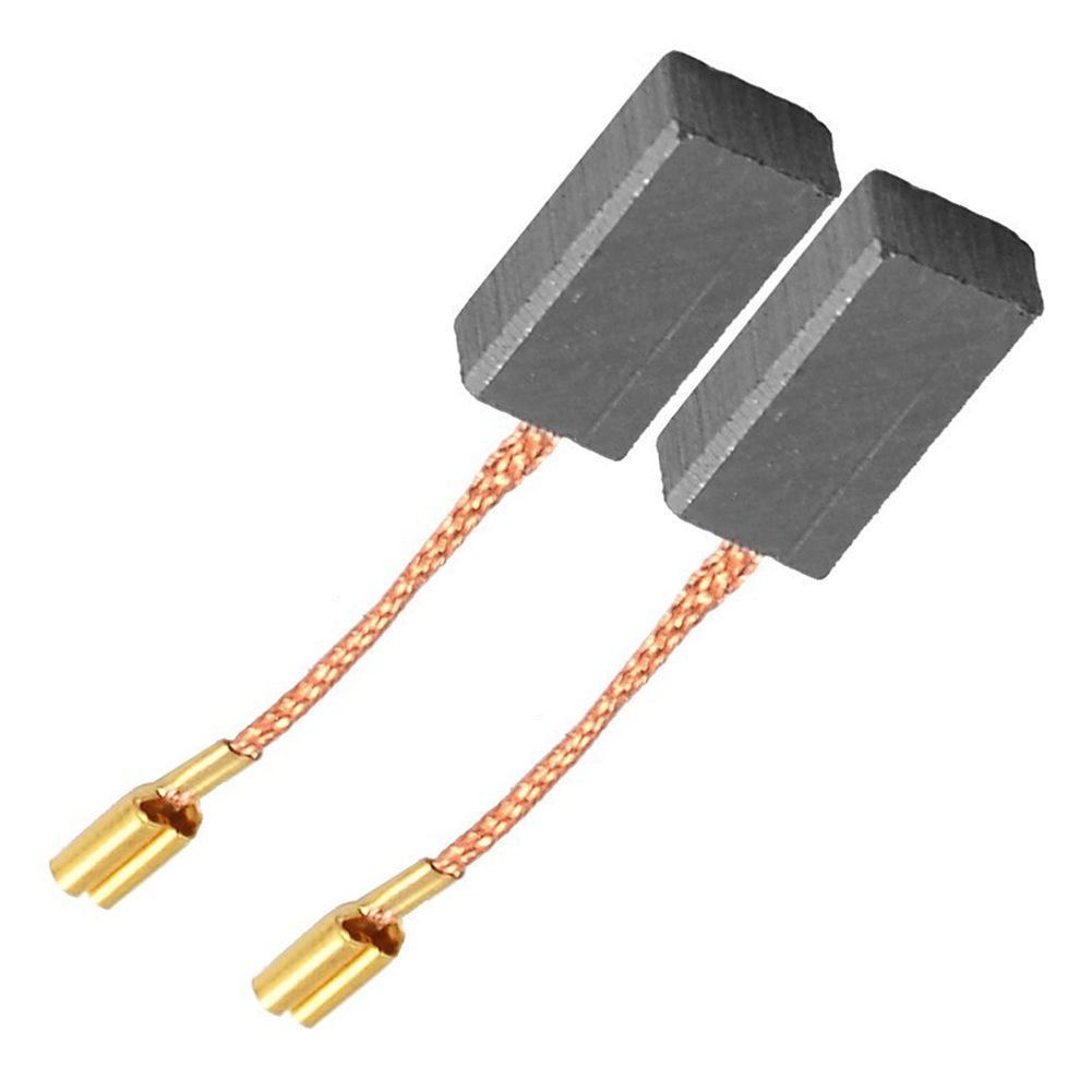 2 pcs 5mm x 8mm x 15mm power tool Electric hammer coal brush in Brush from Tools
