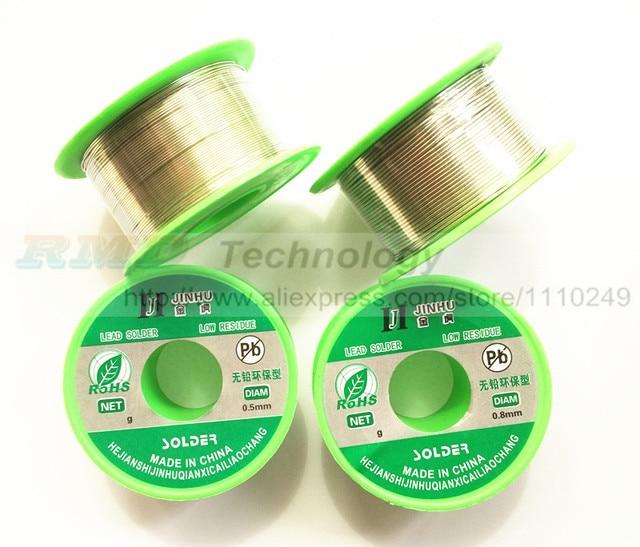 Kiefer duft, bleifreiem lot draht grünen lötdraht Sn99.3 Cu0.7 0,5mm ...