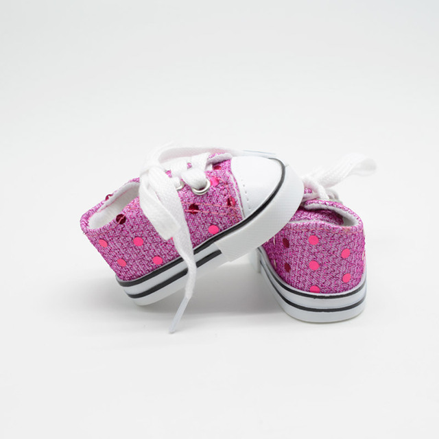 d2669f6480d84 US $9.0 |free shipping make american girl doll shoes 18