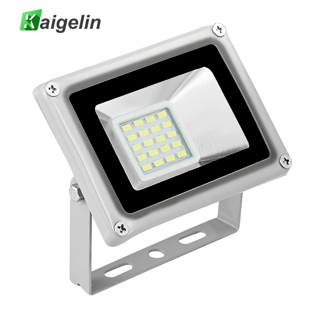 5Pcs 20W LED Flood Light 220-240V 2200LM Reflector Floodlight SMD5730 IP65 Waterproof Led Lamp Garden Lighting Outdoor Lighting