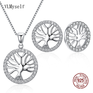 Real 925 Sterling Silver Neckl