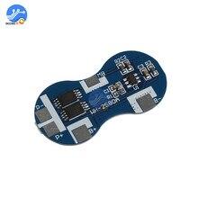 2 3sリチウムイオン 18650 リチウムバッテリー充電器保護板 7.4v過充電過放電保護 4A 2 シリーズbms
