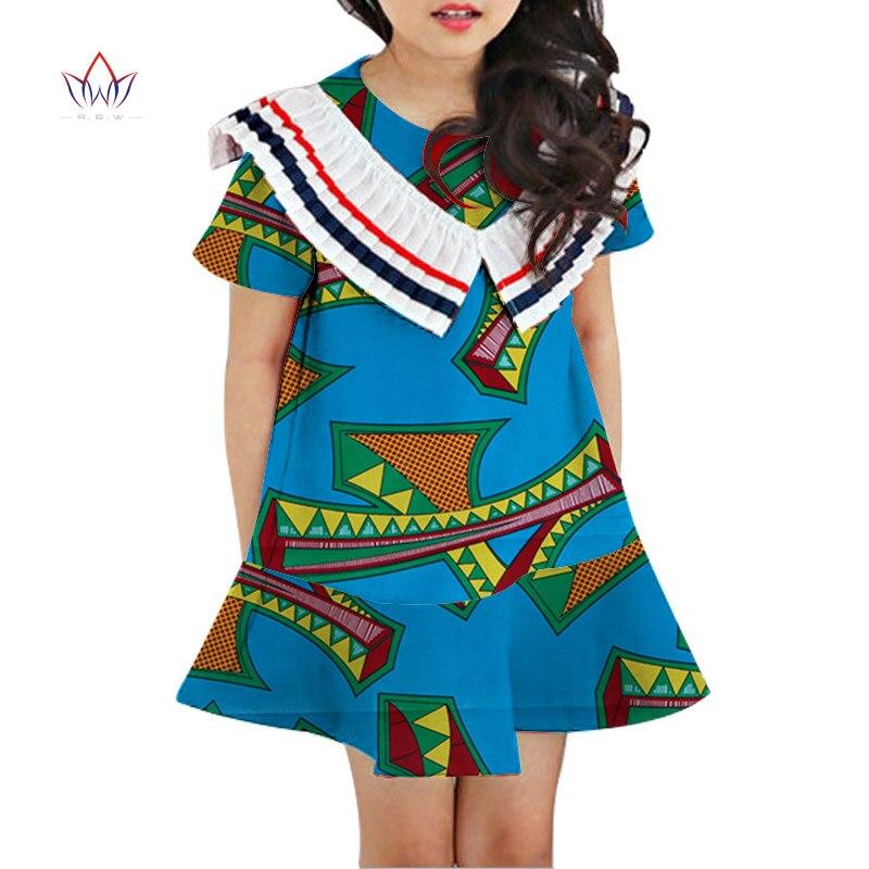 2019 Afrika kleedt traditionele Afrikaanse mode Lovely Children baby - Dameskleding