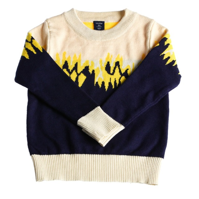100% Real Picture Brand Quality Kids Pullover Sweater Children Casual Knitted Sweater Suit For Girl/Boy Winter/Autumn/Spring 30#