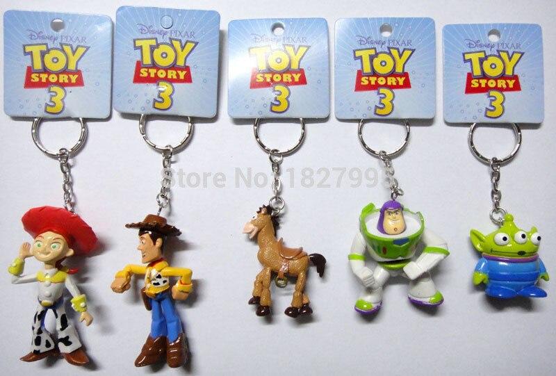 New Sale 5 Pcs Pop Toy Story Buzz Lightyear Pvc Action