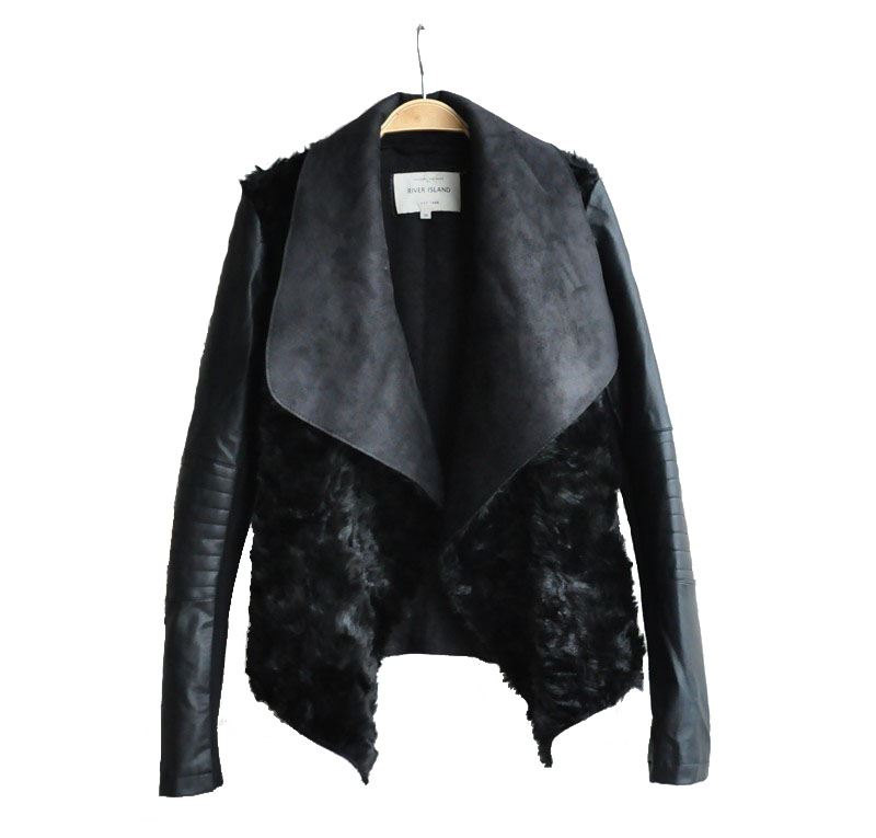 Popular Fur Leather Jacket-Buy Cheap Fur Leather Jacket lots from