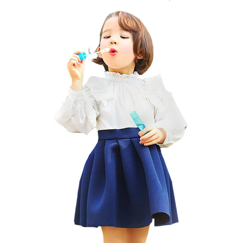 Korean Girls Princess Dress