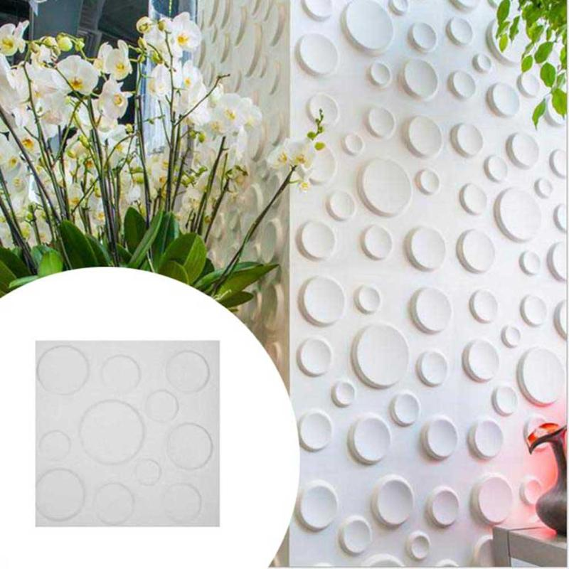 PE Foam 3D Decorative Sticker Anti-collision Self Adhesive Wallpaper Kids Safty DIY Living Room Home Decor 30 x 30 x 1cm