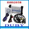 ISDS205B 5 IN 1 Multifunctional PC Based USB Digital Oscilloscop Spectrum Analyzer DDS Sweep Data Recorder