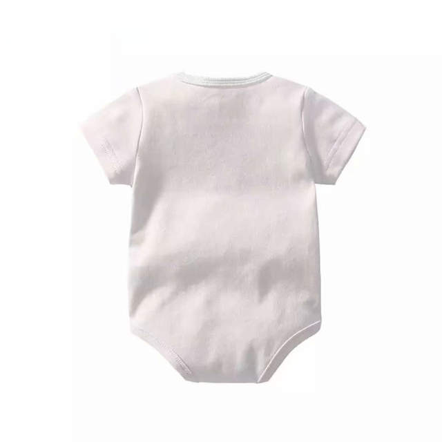 cec0ea2499c28 US $6.6 34% OFF|Culbutomind Summer White Short Sleeve I Love My Grandma  Grandpa Baby 2019 Baby Bodysuit Jumpsuits Cute Baby Boys Clothes-in  Bodysuits ...
