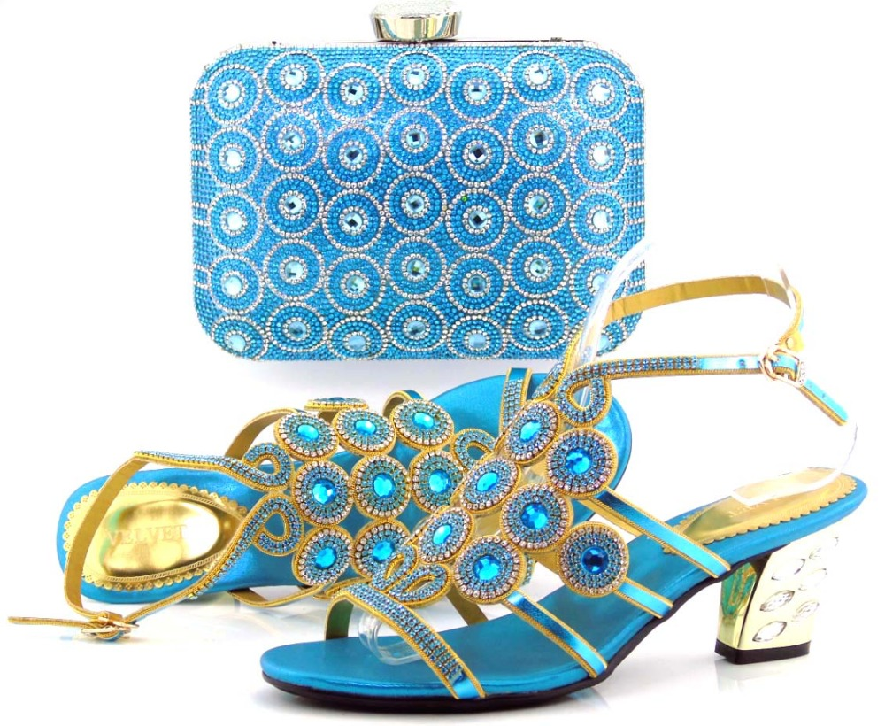 New Arrival High Quality Italian Shoes And Bags To Match Matching Italian Shoe And Bag Sets