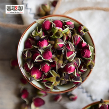 NEW Natural Dried Flower Mini Rose bud DIY wedding centerpieces room accessories gift for girlfriend 20g