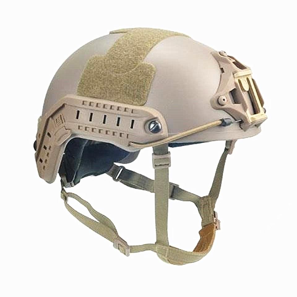 TB-FMA balístico rápido de alta corte capacete