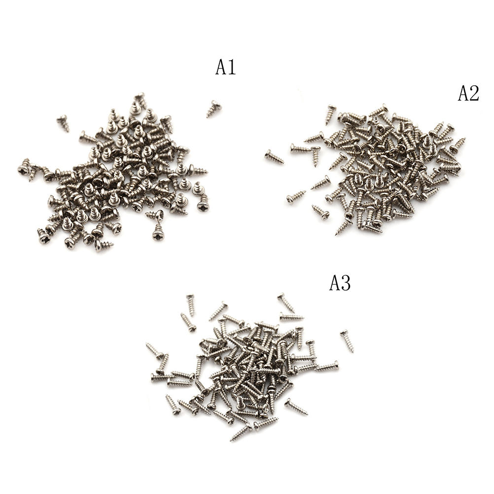 Screws Collection Here 100pcs Screws Nuts M2 Flat Round Head Fit Hinges Countersunk Self-tapping Screws Wood Hardware Tool 2x6/8/10mm Fasteners & Hooks