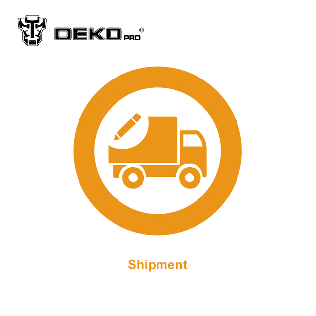 Shipping Method  by DEKO Official Store