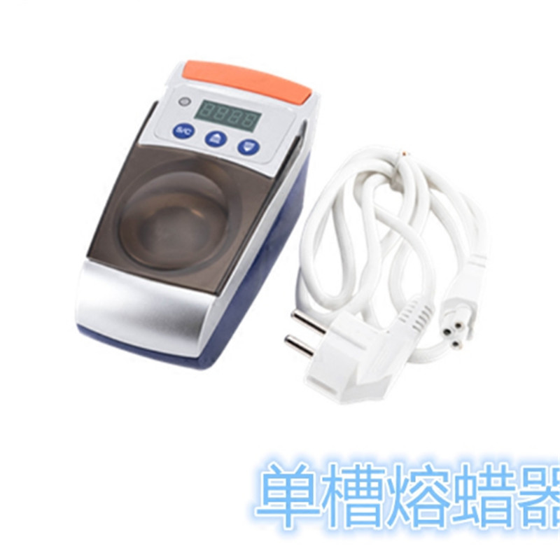 A0127 New Digital Dental Laboratory Wax Melter Melting Dipping Heater One-Well PotA0127 New Digital Dental Laboratory Wax Melter Melting Dipping Heater One-Well Pot