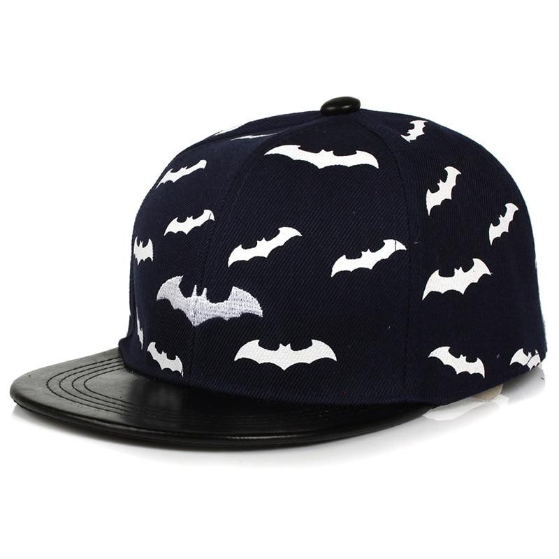 Novi dečki Dekleta Camo Caps Otroci Batman Visor Otroci Beanie Hip - Oblačila za dojenčke - Fotografija 6