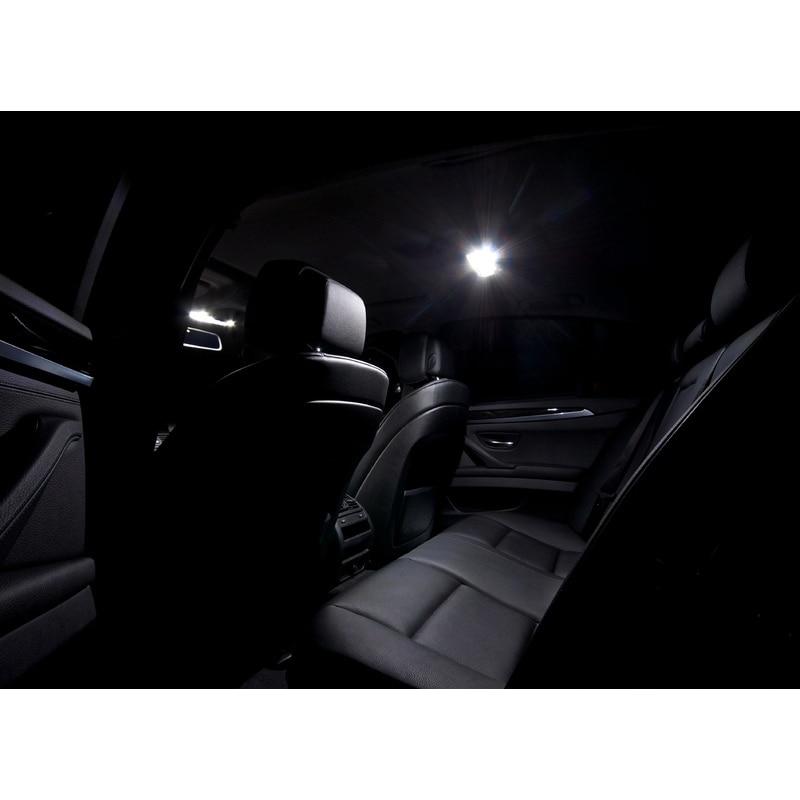 XIEYOU 19 հատ հատ LED Canbus- ի ներքին լույսերի - Ավտոմեքենայի լույսեր - Լուսանկար 4
