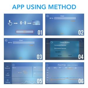 Image 3 - OLIECO Finger Bluetooth APP Pulse Oximeter Mini Finger SPO2 PR Oximetro Household Digital Oxygen Saturation Meter Portable