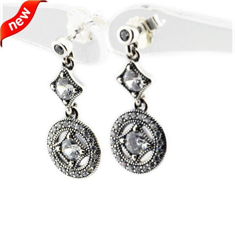 62164bea23c8 Pendientes de plata 100% plata esterlina 925 joyería de moda envío gratis