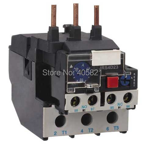 Thermal overload relay 30-40A thermal relay thermal overload relay tk 0n 0 95 1 45a