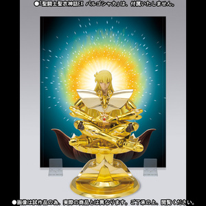 Image 5 - COMIC CLUB LT modell Saint Seiya Myth Cloth Kampf fähigkeiten effekte für Virgo Shaka Phoenix Ikki/Gold Saint EX/Saint Seiya