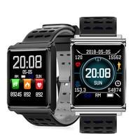 Smart Bracelet Sport Watch Waterproof Blood Pressure Measurement Heart Rate Monitor Smartwatch Fitness Track Band Wristband