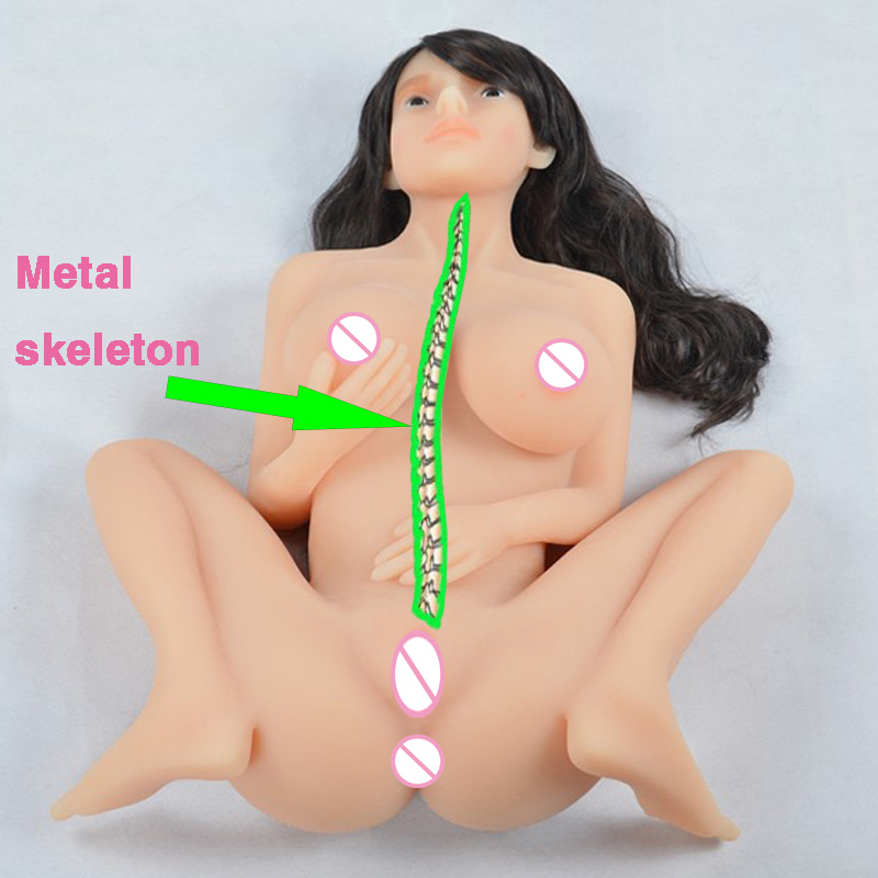 Japanese silicone sex dolls robots anime full size oral love doll realistic adult for men big breast ass sexy vagina real pussy