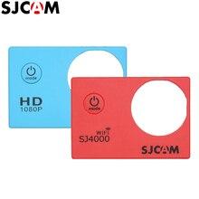 Original SJCAM Sport Camera Accessories Plastic Front Panel Case Parts for SJCAM SJ4000 SJ4000 Wifi Old Sports Action Camera