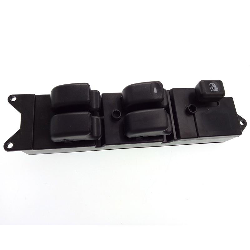 Power Window Master Switch Control Button LHD For Mitsubishi Outlander Colt Lancer Pajero Montero Galant OEM# MR194826