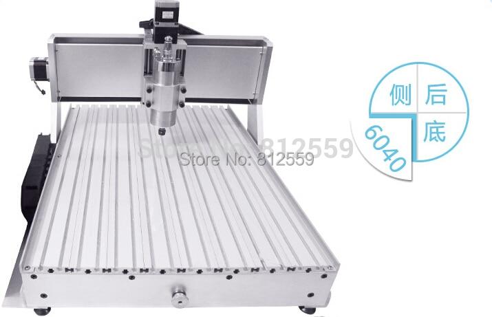 ÚJ 4 tengelyes 6040 1500W USB MACH3 CNC ÚTVONALÚ MAGASZTÓ / - Famegmunkáló berendezések - Fénykép 1