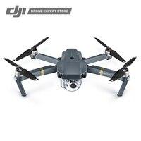 DJI Мавик Pro Drone Портативный 4 К видео Камера 30 мин. время полета Wi Fi FPV 7 км пульт дистанционного управления БПЛА