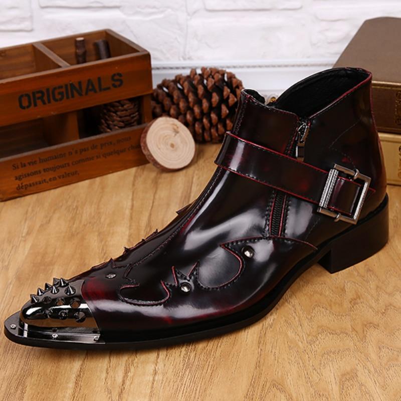 необычная мужская обувь фото