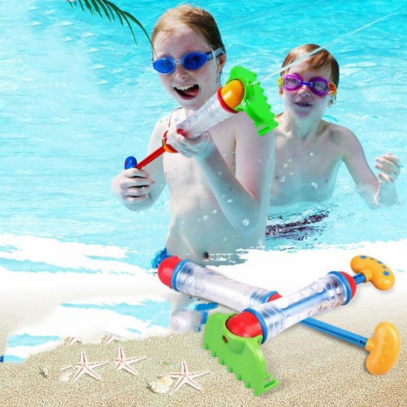 Multi-Function Water Spray Gun Dredging Shovel Scorpion Water Gun Baby Play Water Toys Outdoor Beach Water Gun Parent-Child Game