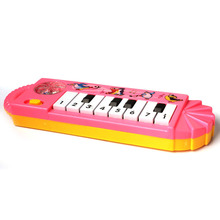 Christmas Gift Baby Playing Keyboard Baby Kids Piano Music Developmental Educational Cartoon Cute Toy  New Arrival  17Oct13