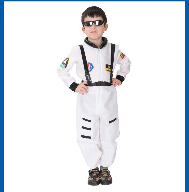 Kids Halloween Costumes For boy Girls spaceman Costume Dress Girl Anime Cosplay Clothing Disfraces Carnaval