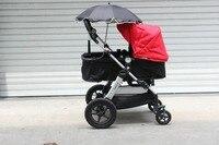 赤ちゃんベビーカーベビーカー乳母車傘日傘ベビーカーアクセサリー子供幼児ベビーカー調節可能な傘レインカバー