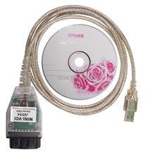 Mini VCI For Toyota TIS MINI VCI J2534 Diagnostic Cable MINI-VCI V10.00.028 OBD2 Tool Cable For Toyota Mini vci Cable