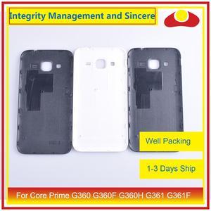 Image 5 - 50 sztuk/partia dla Samsung Galaxy J2 Prime G532 G532F SM G532F obudowa klapki baterii tylna część obudowy obudowa Shell wymiana