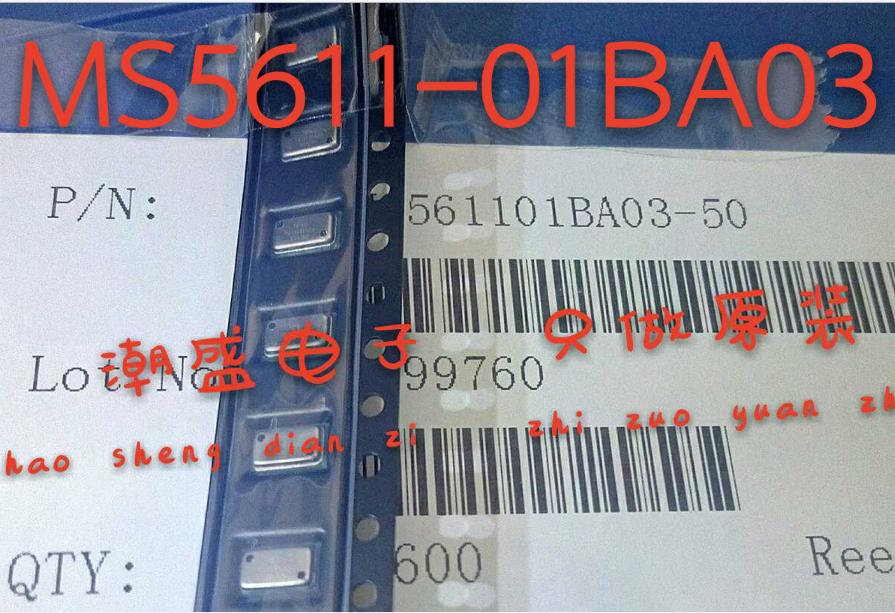 100% original  MS5611 01BA03 MS5611-in Replacement Parts & Accessories from Consumer Electronics    1