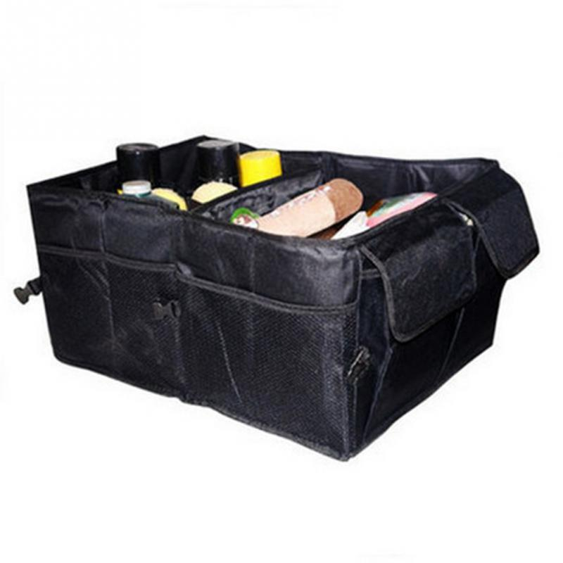 Car grocery bag organizer