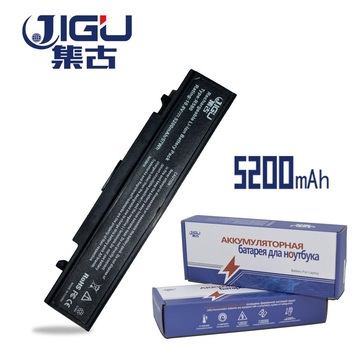 Batería del ordenador portátil de JIGU para Samsung AA-PB9NS6B PB9NC6B R580 R540 R519 R525 R430 R530 RV511 RV411 RV508 R510 R528 Aa Pb9ns6b 6 células