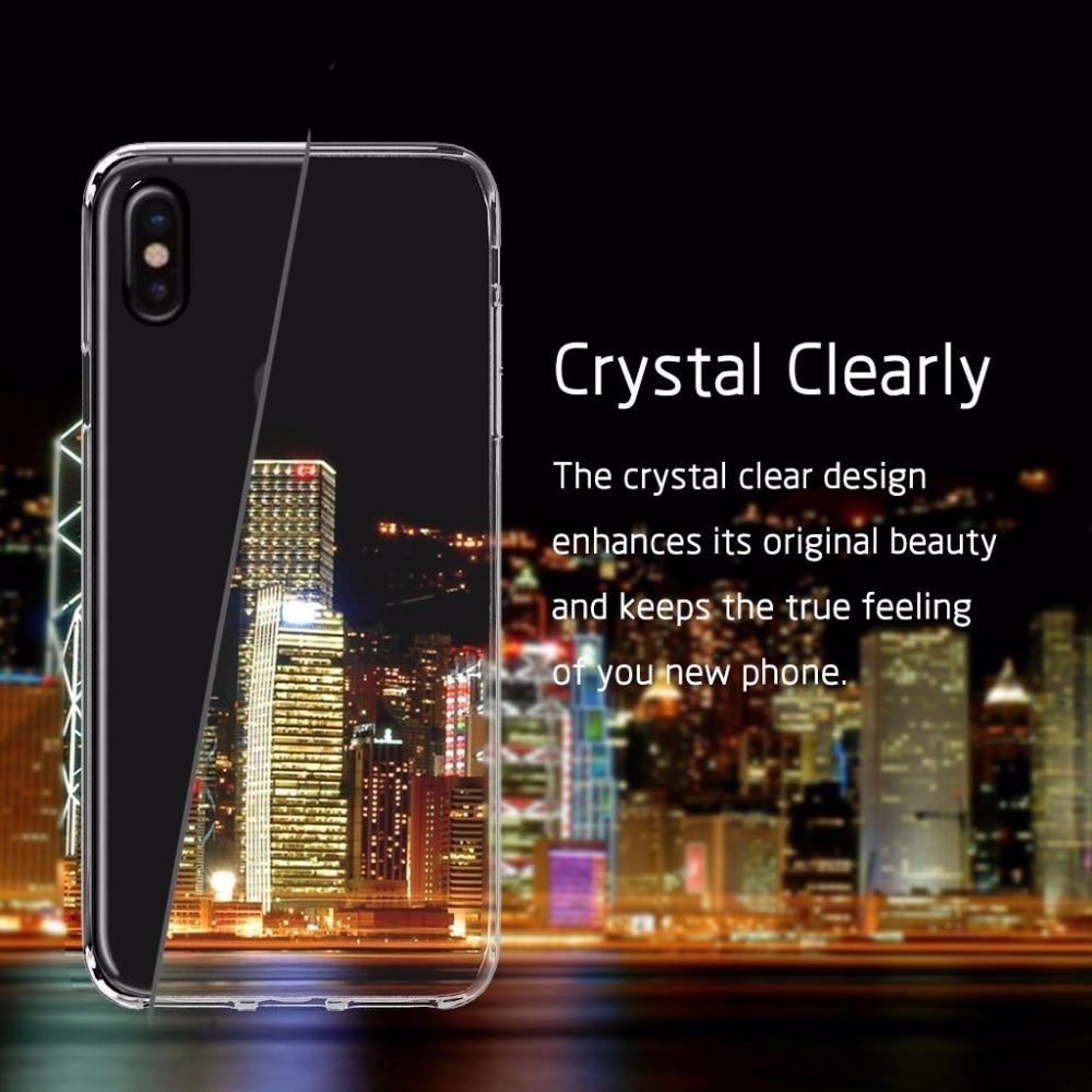 För Apple iPhone X 10 Skärmskydd härdat glas Hel täckning 3D 4D - Reservdelar och tillbehör för mobiltelefoner - Foto 6