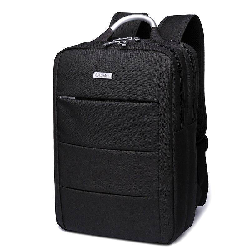 Slim Laptop Backpack Shoulder Bag Backpacks for Women Mini 14inch Laptop Bags Waterproof Laptop Backpacks for Teenager Black